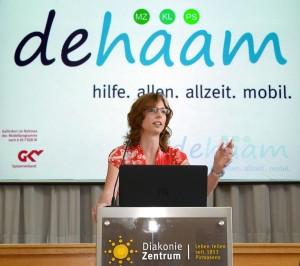 Die rheinland-pfälzische Sozialministerin Sabine Bätzing-Lichtenthäler